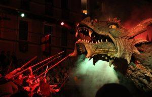 竜退治祭り2